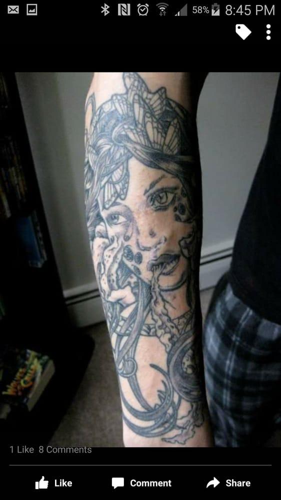Arthouse tattoo tattoo austin tx reviews photos for Tattoo artists austin tx