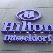 Hilton Dusseldorf, Düsseldorf, Nordrhein-Westfalen