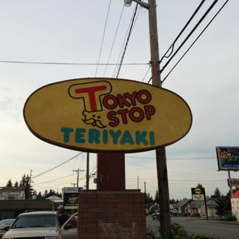 Tokyo stop teriyaki two japanese restaurants for Asian cuisine marysville ca