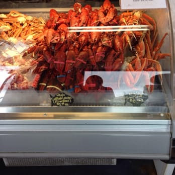 Bar harbor seafood seafood markets south john young for Fish market orlando fl