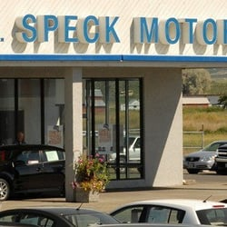 c speck motors sunnyside wa yelp