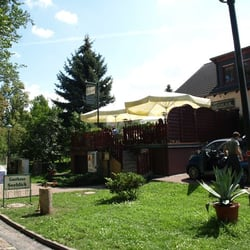 Gasthaus Seeblick, Wörlitz, Sachsen-Anhalt