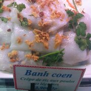Ban Coen (rice pancakes w chicken and…