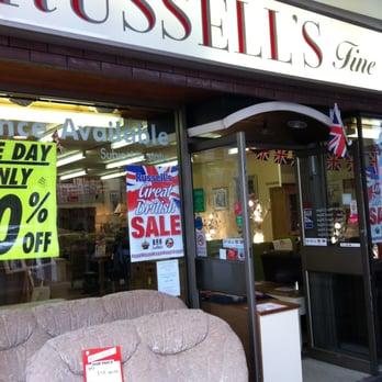 Russells Fine Furniture Furniture Stores 20 Central