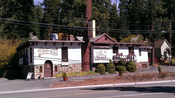 Pfeifer House Restaurant Tahoe City CA Yelp