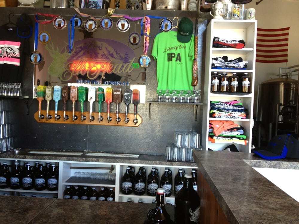 Buckley (WA) United States  city photos gallery : Elk Head Brewing Company Buckley, WA, United States