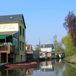 Le Vert Galant, Amiens, France