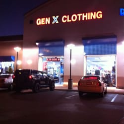 Genx clothing store locations. Cheap online clothing stores