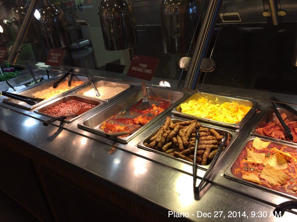 Weekend breakfast buffet 7 30 10 30am yelp for Fish buffet near me