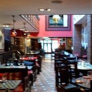 Café Andaluz, Edinburgh