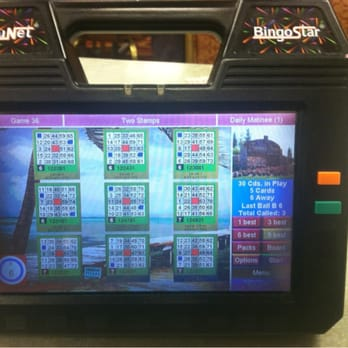 aliante casino bingo hours at turning stone