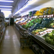Halsted Food Center - The fruits and vegetables. - Chicago, IL, Vereinigte Staaten