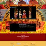 WhatsTheBigIdea - Arm Of The Sea mask and puppet theater website design built on WordPress. - Saugerties, NY, Vereinigte Staaten