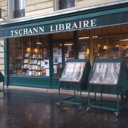 Tschann, Paris