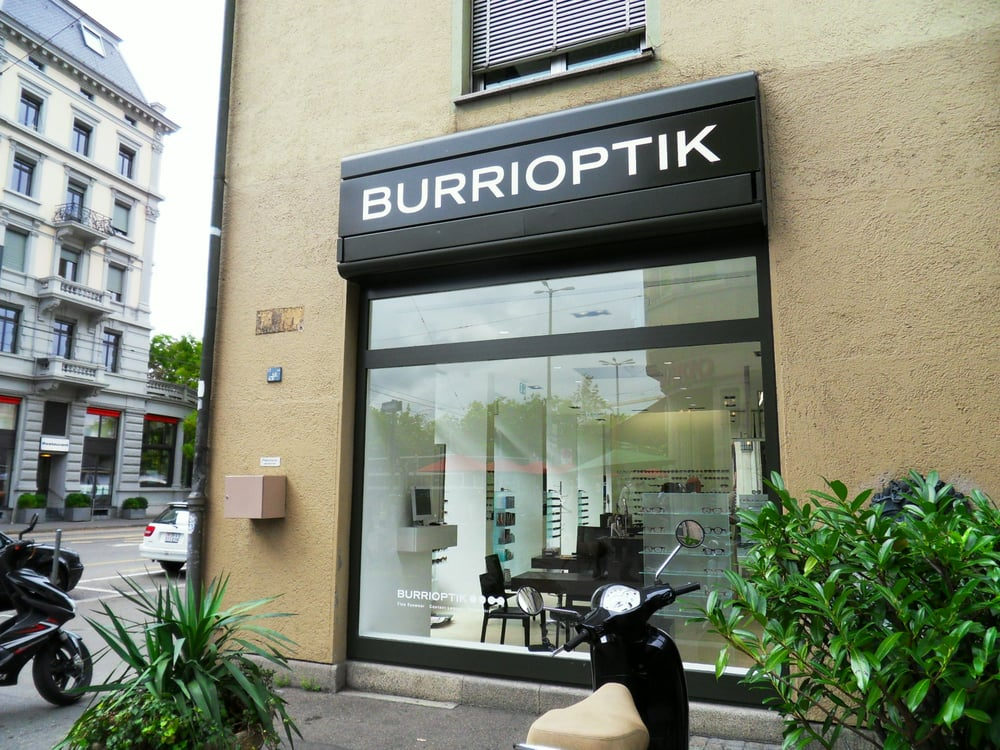 burri optik brille optiker z rich yelp. Black Bedroom Furniture Sets. Home Design Ideas