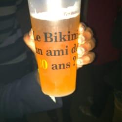 Une petit bière