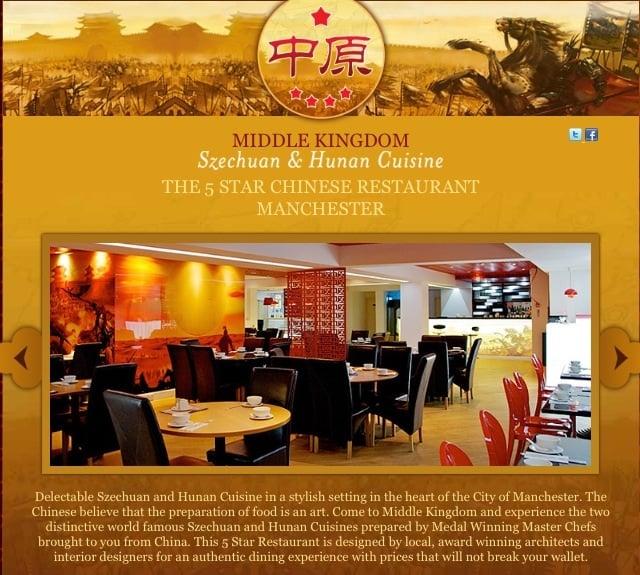 Restaurants Near Princess Street Manchester