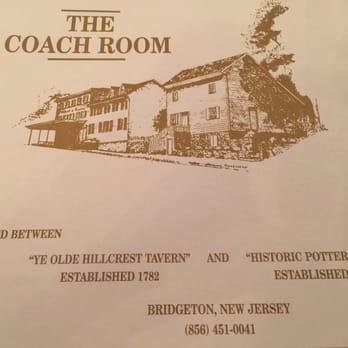 Coach Room Closed Restaurants 59 W Broad St