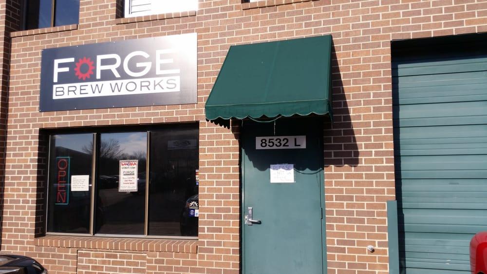 Forge Brew Works - Lorton, VA, United States