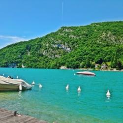 Baie de Talloires.