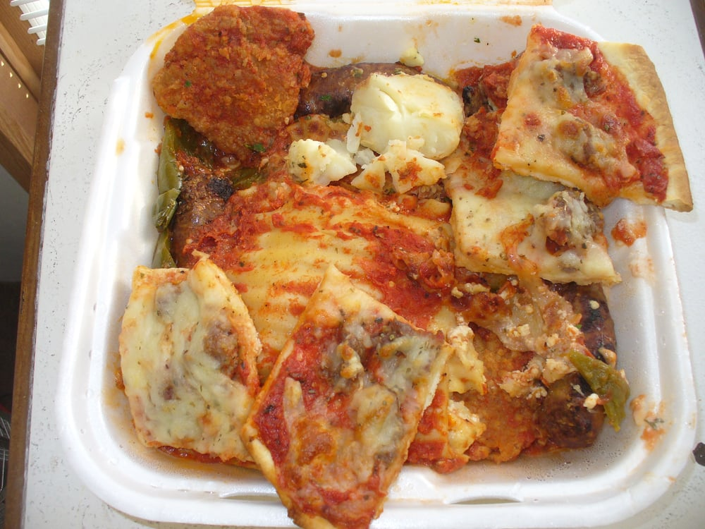 Rosati's Pizza is currently located at West Wise Road. Order your favorite pizza, pasta, salad, and more, all with the click of a button. Rosati's Pizza accepts orders online for pickup and delivery.