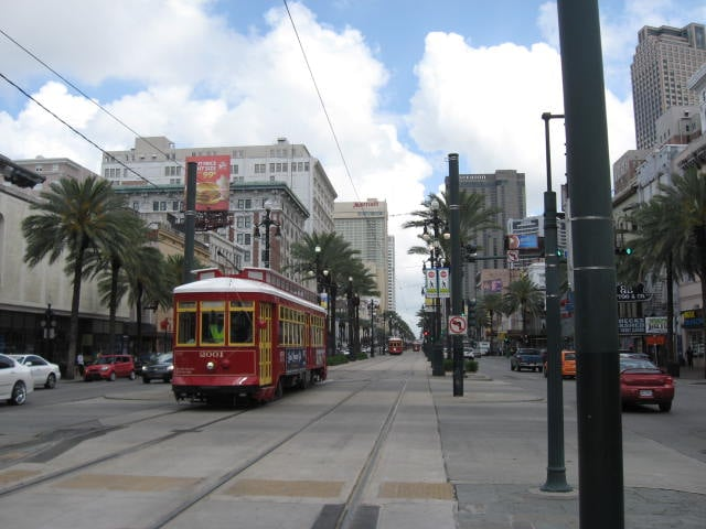 Regional Transit Authority Mid City New Orleans