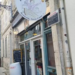 Le Bistrot de Mémé - La Rochelle, Charente-Maritime, France