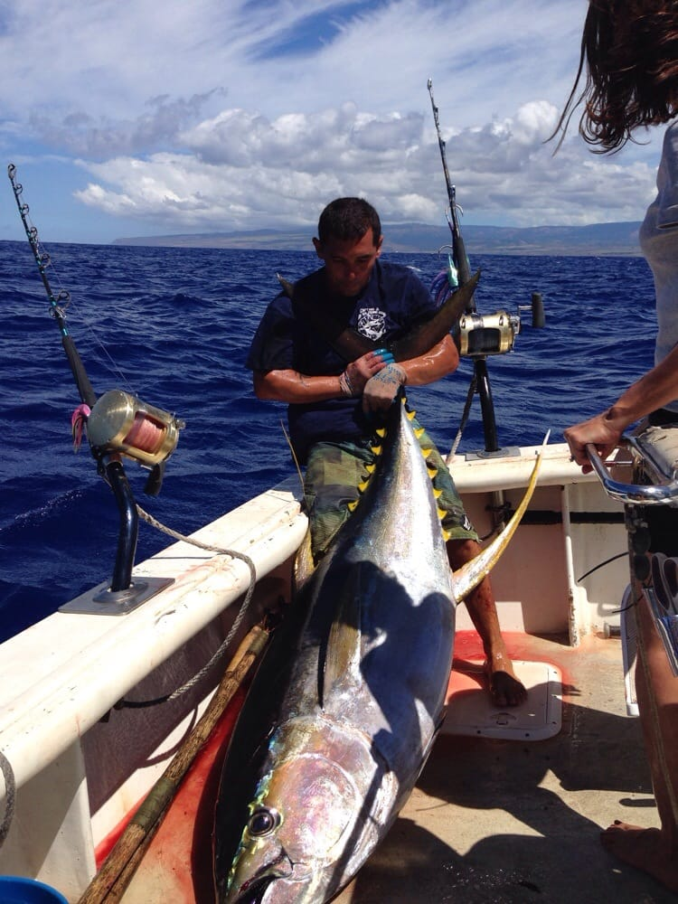 deep sea fishing kauai fishing kapaa hi yelp