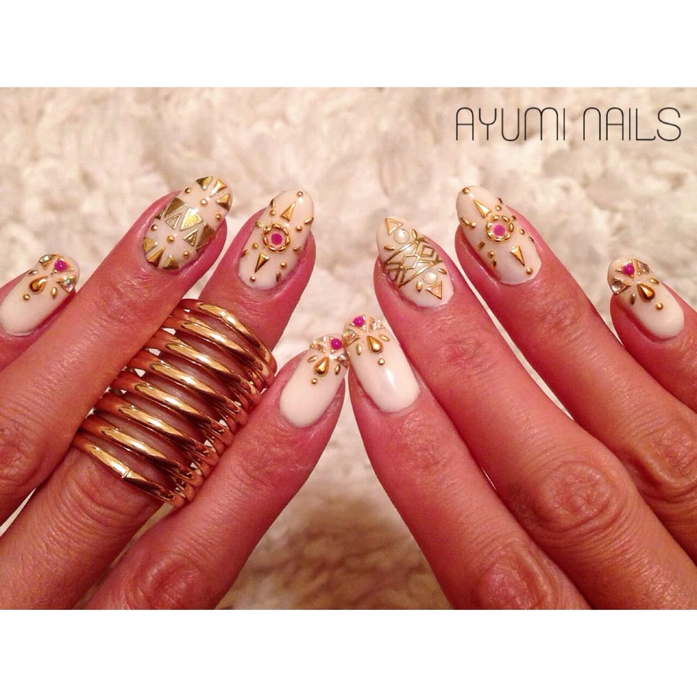 Nail Design Knoxville Tn ~ Day assorted halloween nail art nails ...