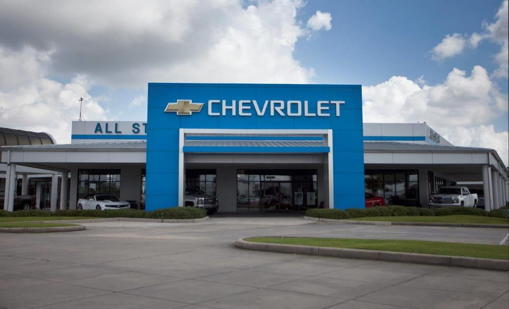 All Star Chevrolet Car Dealers 11377 Airline Hwy Baton Rouge La United States Reviews