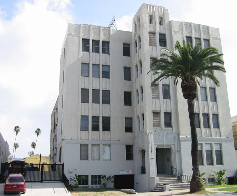 apartments los angeles ca united states 1920s restored art deco