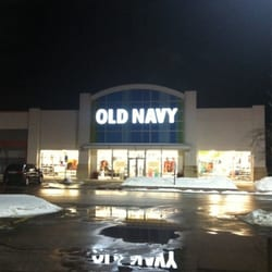 An Old Navy clothing store is seen in Springfield, Virginia, October 23, 2014