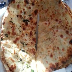 ... Rosa, CA, United States. Garlic cilantro naan and goat cheese kulcha
