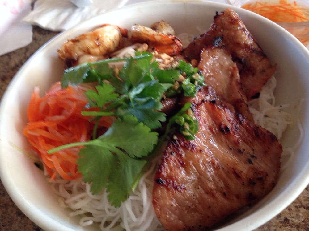 Cao Nguyen Restaurant Menu Cao Nguyen Restaurant Bun