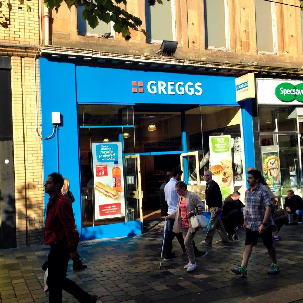 Restaurants Sauchiehall Street Glasgow
