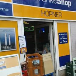 Getränke - Shop Marco Höpner, Hamburg
