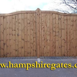 Hampshire Gates, Andover, Hampshire