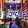 Circus tattoo...