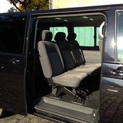 VW T5 Caravelle 9 Sitzer