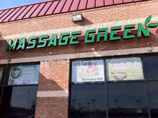 Dearborn (MI) United States  city pictures gallery : Massage Green Dearborn, MI, United States   Yelp