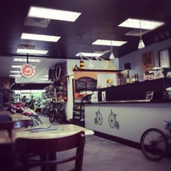 Bikes Shops In Tallahassee Fl A cute cafe bike shop