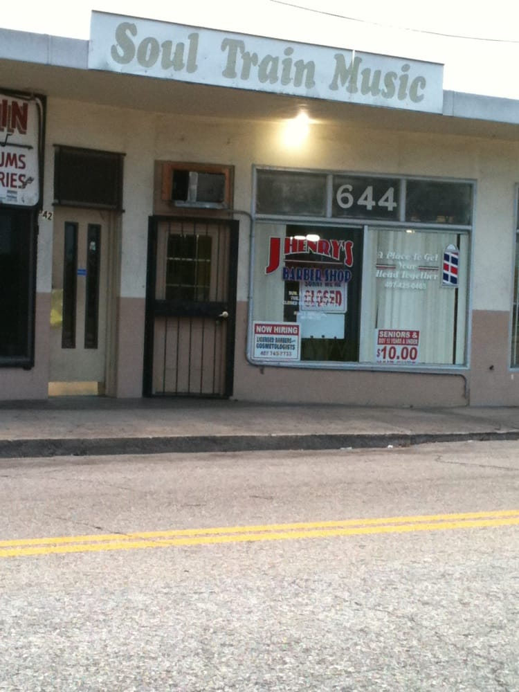 Barber Shop Orlando : Henry?s Barber Shop - Barbers - Orlando, FL - Yelp