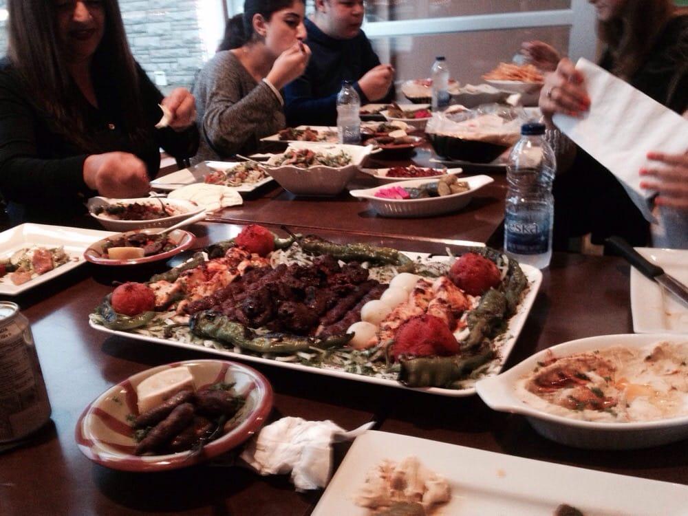 Kebab yerevan restaurant closed lebanese laval qc reviews photos yelp - Restaurant boulevard saint martin ...