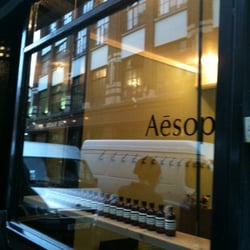 Aesop, London