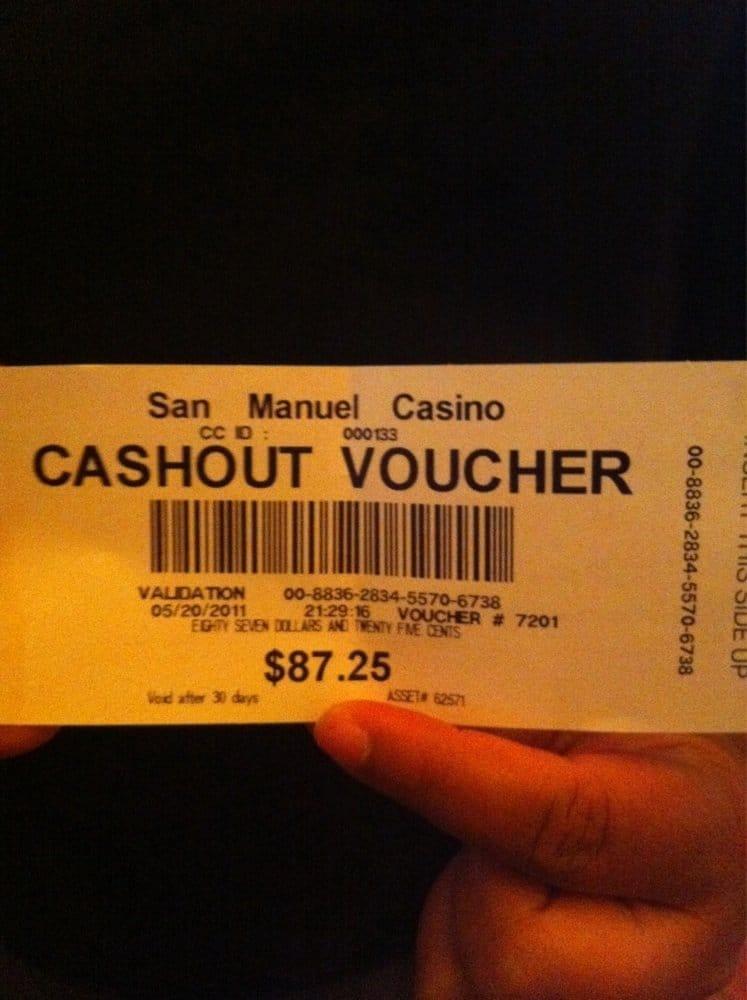 San manuel bingo casino employment