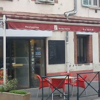 l accessoire restaurant fran ais saint cyprien