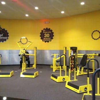 planet fitness total enhancement machine