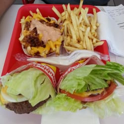 In-N-Out Burger - Protein style. Animal style. So delicious! - Mountain View, CA, Vereinigte Staaten