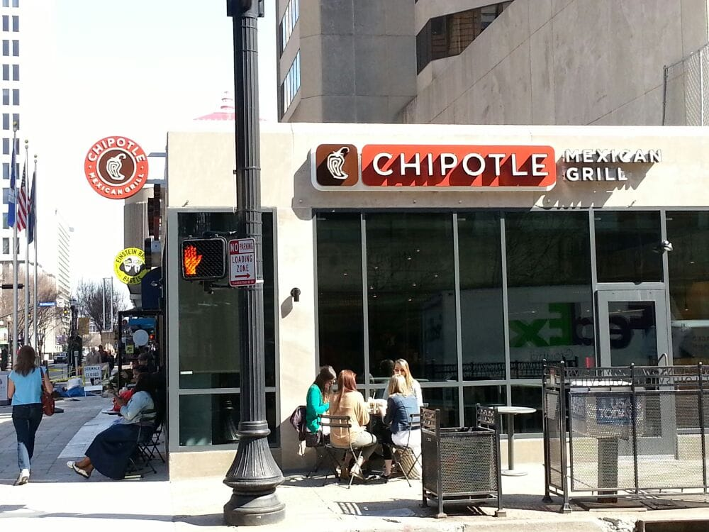 Chipotle in louisville