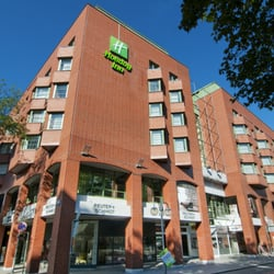 Holiday Inn Mannheim City Center, Mannheim, Baden-Württemberg, Germany
